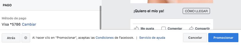 como hacer un anuncio de Facebook paso a paso 8